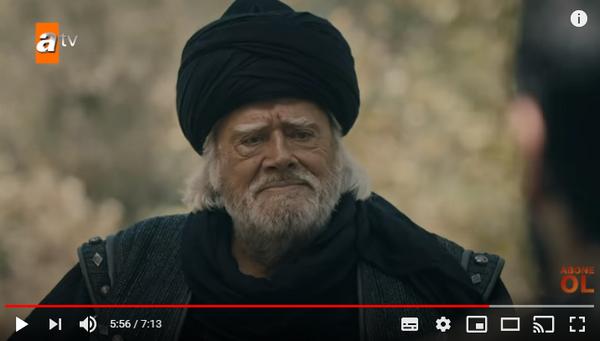 Osman, Aksaçlı'nın yanında! – Kuruluş Osman 28. Bölüm