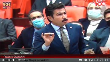 TBMM'de HDP AKP Millet Vekilleri birbirine girdi