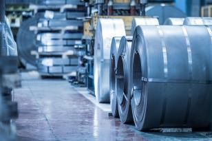 Demir-çelik sektörünün 2021 ihracat hedefi 1,4 milyar dolar