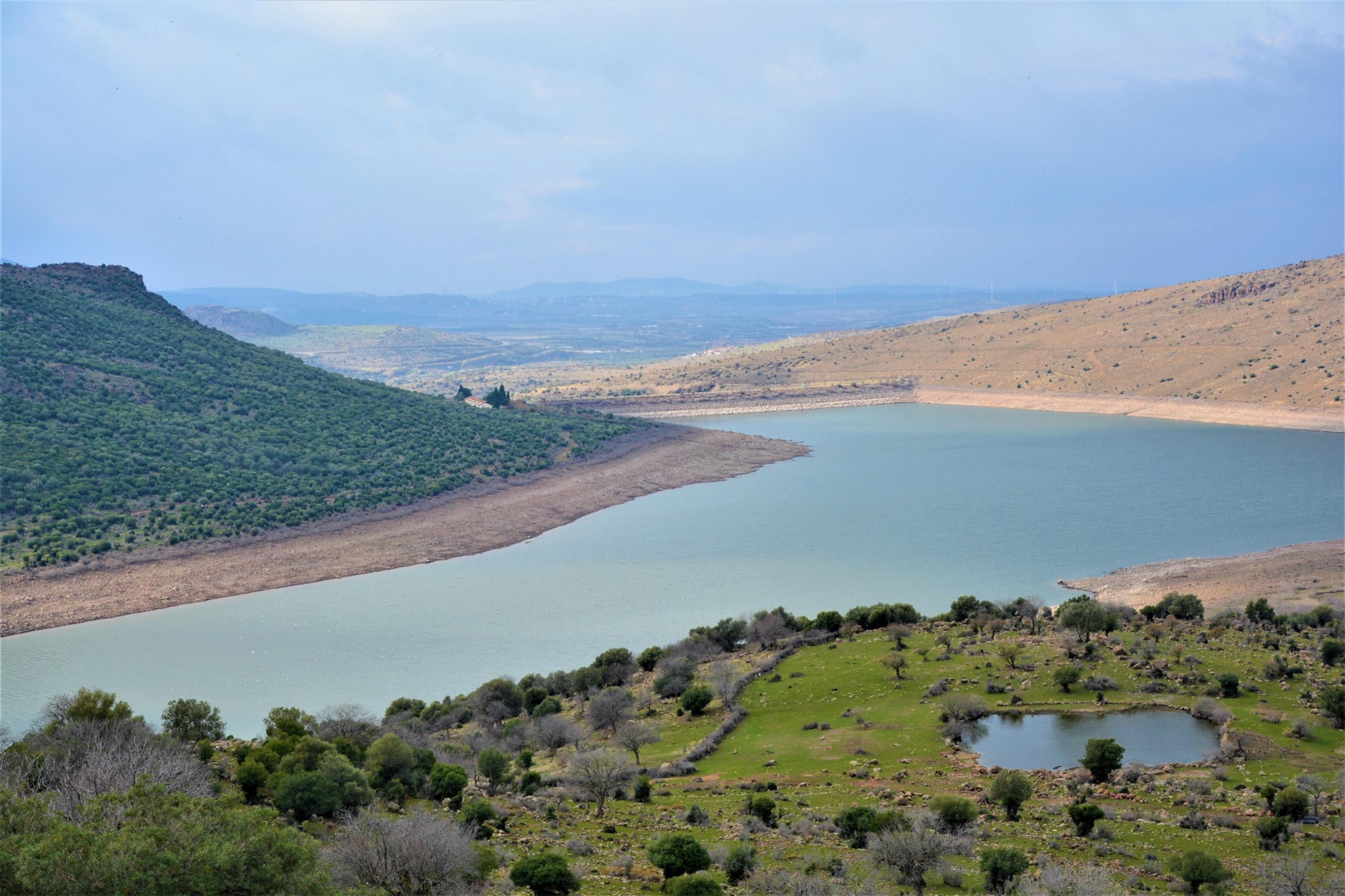 Güzelhisar Barajı Yağmur Bekliyor