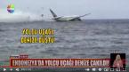 Endonezya'da yolcu uçağı denize çakıldı!
