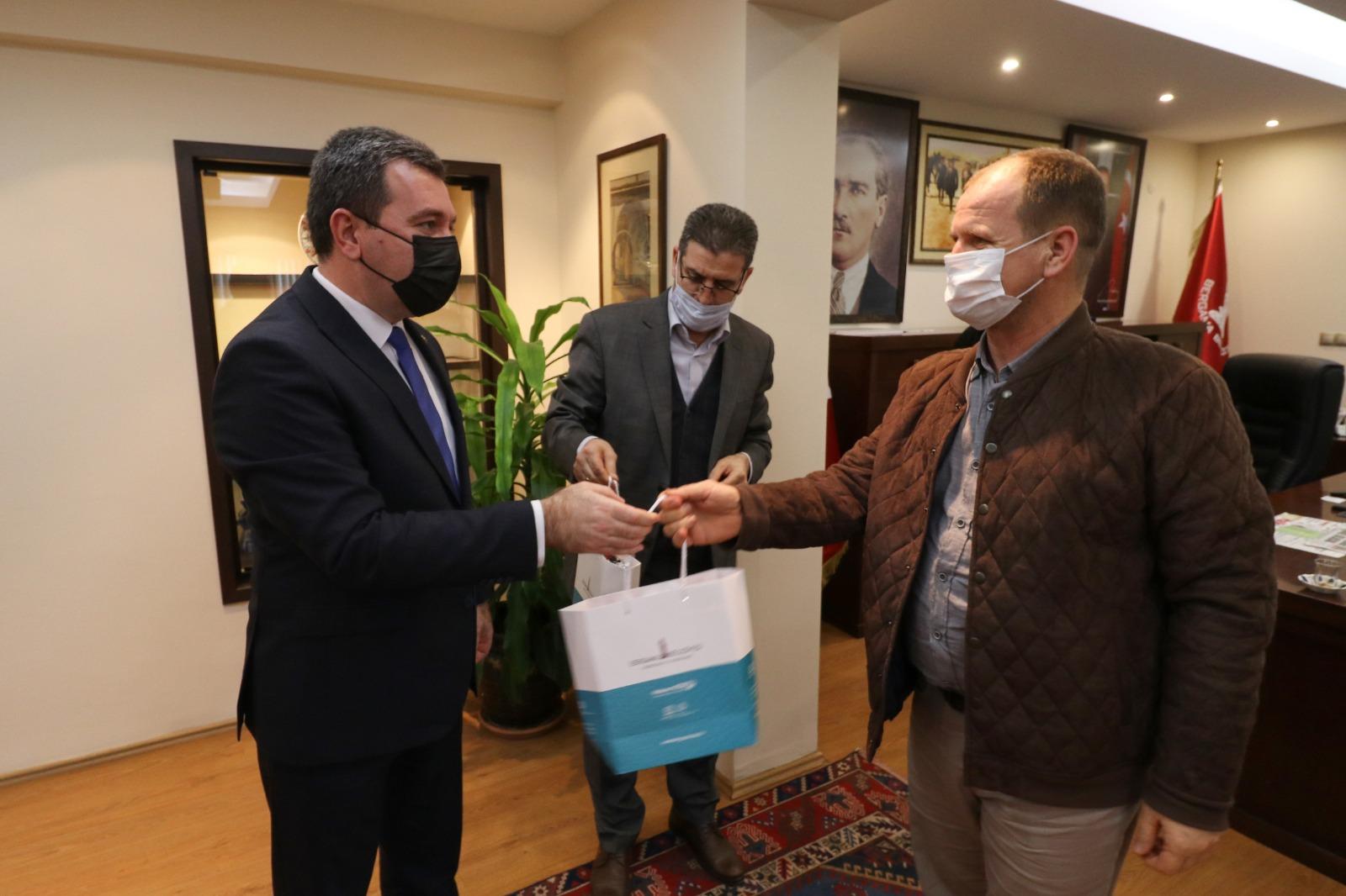 Başkan Koştu'dan, Çalışan Gazeteciler Günü kutlaması