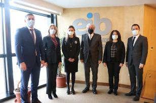 DEVA Partisi İzmir İl Başkanı Ösen'den, İTB ve EİB ziyareti