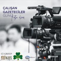 """Ci Group Yönetim Kurulu Başkanı Cihan Aktaş'tan """"10 Ocak Çalışan Gazeteciler Günü"""" mesajı"""