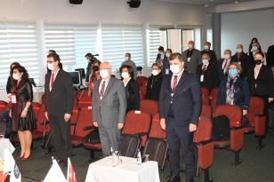 Karşıyaka ve Karabağlar belediyeleriyle İMO İzmir Şubesi'nce çalıştay yapıldı.