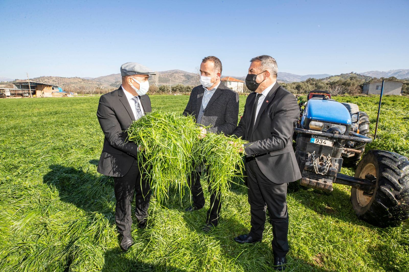 """Kooperatif çatısı altındaki üreticiden bu yıl yüz ton kestane alacağız"""""""