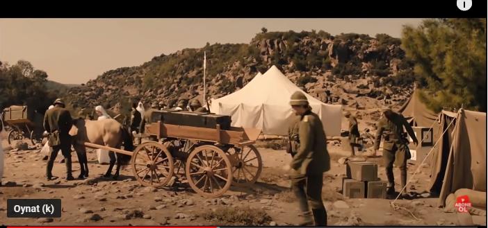 Çanakkale Yolun Sonu | Aksiyon Türk Filmi Full İzle