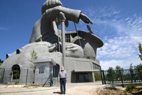 Nasrettin Hoca Çocuk Bilim ve Kültür Merkezi inşaatı tamamlandı.
