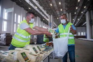İzmir'de Ramazan boyunca 415 bin kişilik iftar yemeği dağıtıldı